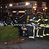 EMS Involved MVA Grand Ave  and Harrison Ave  Freeport 1-29-12-14