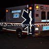 EMS Involved MVA Grand Ave  and Harrison Ave  Freeport 1-29-12-15