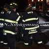 EMS Involved MVA Grand Ave  and Harrison Ave  Freeport 1-29-12-10