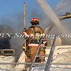 Freeport F D  Boat Yard Fire 11 Hudson Ave 2-1-12-11