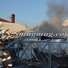 Freeport F D  Boat Yard Fire 11 Hudson Ave 2-1-12-12
