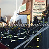 Freeport F D  Boat Yard Fire 11 Hudson Ave 2-1-12-8