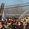 Freeport F D  Boat Yard Fire 11 Hudson Ave 2-1-12-5