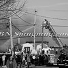 Freeport F D  Boat Yard Fire 11 Hudson Ave 2-1-12-2