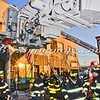 Freeport F D Building fire 9 East merrick Road 2-17-14-18