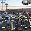 Freeport F D Building fire 9 East merrick Road 2-17-14-2