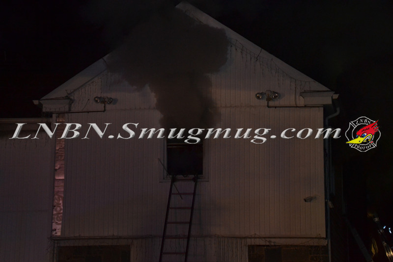 Freeport F D  House Fire 709 Guy Lombardo Ave 8-28-13-1