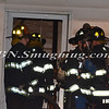 Freeport F D  House Fire Graffing Place 9-3-13-5