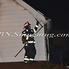 Freeport F D  House Fire Graffing Place 9-3-13-11