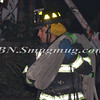 Freeport F D  House Fire Graffing Place 9-3-13-14