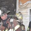 Hempstead F D  House  Fire 124 Grove St 1-17-12-13