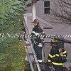 Hempstead F D  House  Fire 124 Grove St 1-17-12-2