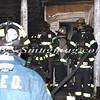 Hempstead F D  House  Fire 124 Grove St 1-17-12-15