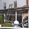 Hempstead F D  House  Fire 124 Grove St 1-17-12-7