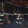 Hempstead F D  Woring Fire 25 Alicia Ct  1-24-12-5