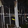 Hempstead F D  Woring Fire 25 Alicia Ct  1-24-12-8
