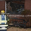 Hempstead F D  Woring Fire 25 Alicia Ct  1-24-12-3