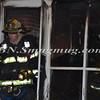 Hempstead F D  Woring Fire 25 Alicia Ct  1-24-12-7