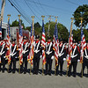 September 11th Remembrance in Honor of Terrence Farrell and George Howard at Hicksville F D  St  3 9-8-11-12
