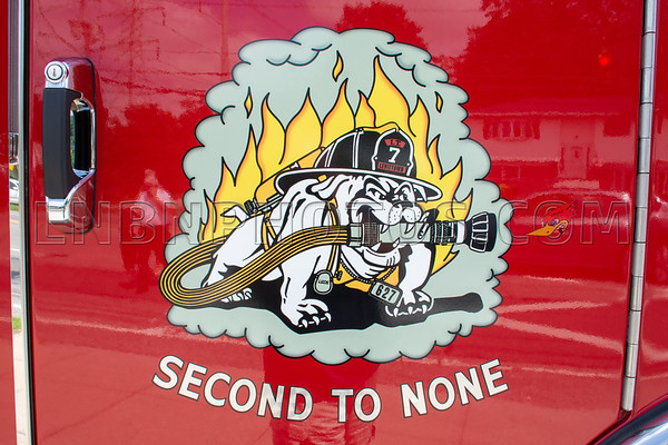 2019 07 07 Levittown F D  Engine Company Seven Wetdown-12