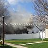 Levittown F D  House Fire 12 Myrtle Lane 4-23-15-2