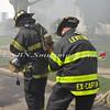 Levittown F D  House Fire 12 Myrtle Lane 4-23-15-16