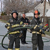 Levittown F D  Shed Fire 154 Ranch Lane 1-8-12-14