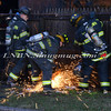 Levittown F D  Shed Fire 154 Ranch Lane 1-8-12-9