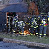 Levittown F D  Shed Fire 154 Ranch Lane 1-8-12-11