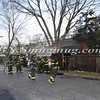 Levittown F D  Shed Fire 154 Ranch Lane 1-8-12-7