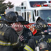 Levittown F D  Shed Fire 154 Ranch Lane 1-8-12-6