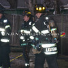 Levittown F D  Shed Fire 154 Ranch Lane 1-8-12-17