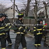 Levittown F D  Shed Fire 154 Ranch Lane 1-8-12-12