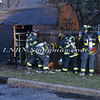 Levittown F D  Shed Fire 154 Ranch Lane 1-8-12-10
