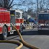 Massapequa F D  49 Melrose Ave  House fire 2-22-12-2