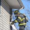 Massapequa F D  49 Melrose Ave  House fire 2-22-12-9