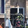Massapequa F D  49 Melrose Ave  House fire 2-22-12-3