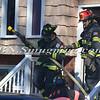 Massapequa F D  49 Melrose Ave  House fire 2-22-12-19