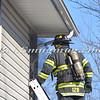 Massapequa F D  49 Melrose Ave  House fire 2-22-12-10