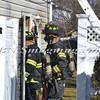 Massapequa F D  49 Melrose Ave  House fire 2-22-12-18