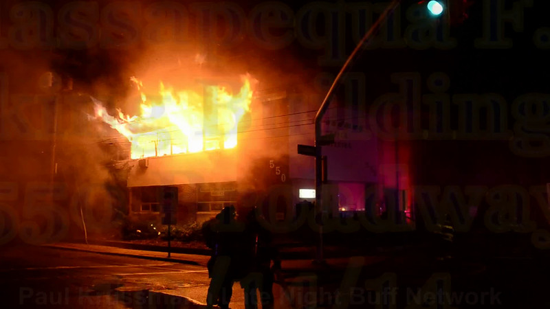mass 550 brodway building fire 10-14-14