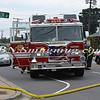 Massapequa F D  Building Fire 632 Broadway 7-15-12-6
