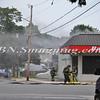 Massapequa F D  Building Fire 632 Broadway 7-15-12-1