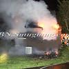 Massapequa F D  House Fire  65 South Gate Circle 5-31-15-26