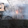 Massapequa F D  House Fire 159 Arlyn Dr  W  3-24-12-11