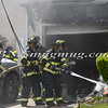 Massapequa F D  House Fire 266 Division Ave 5-26-13-15