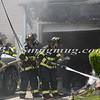 Massapequa F D  House Fire 266 Division Ave 5-26-13-15