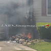 Massapequa F D  House Fire 266 Division Ave 5-26-13-5
