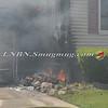 Massapequa F D  House Fire 266 Division Ave 5-26-13-5