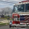 Massapequa F D  House Fire 266 Division Ave 5-26-13-13